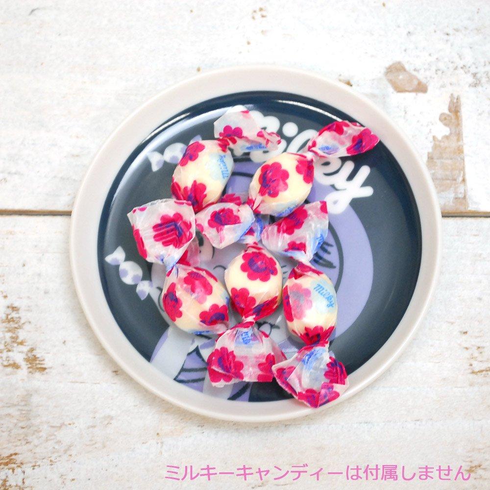キャラコ ポコちゃん 【生産終了品】milky POKO スモールプレート(不二家お菓子雑貨) YT-012 PK