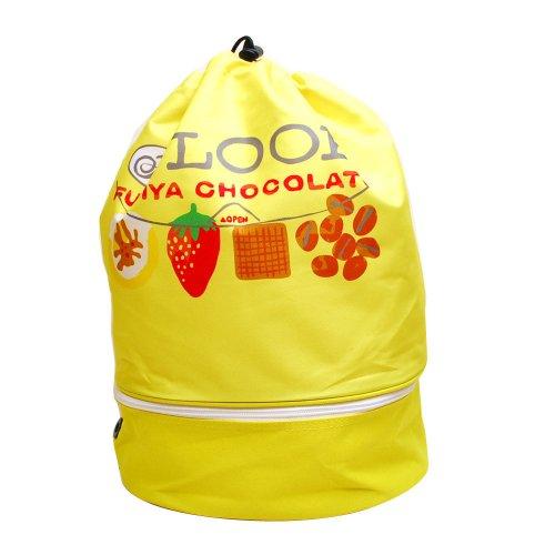 ルック チョコレート 2wayバックパック(LOOK) PE-1481 (不二家お菓子雑貨) PK