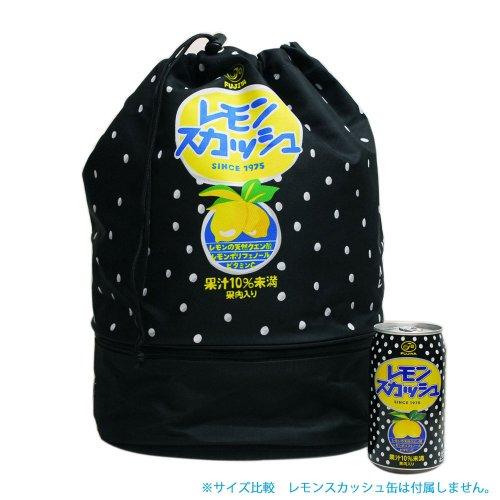 レモンスカッシュ 2wayバックパック PE-1482 (不二家飲料雑貨) PK