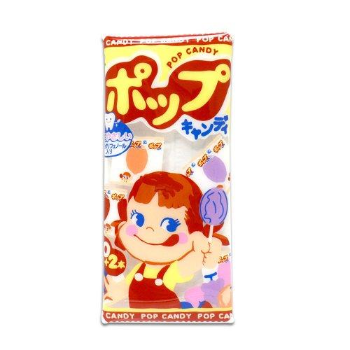 ペコちゃん クリアマルチケース(ポップキャンディ) PKSR-008 (不二家お菓子雑貨) PK