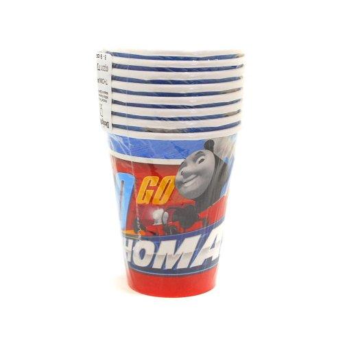 きかんしゃトーマス ペーパーカップ(オールアボード) 581752