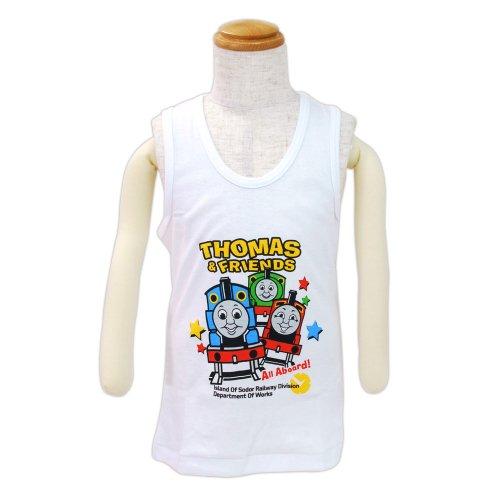 きかんしゃトーマス ランニングシャツ(90) 721TM101105