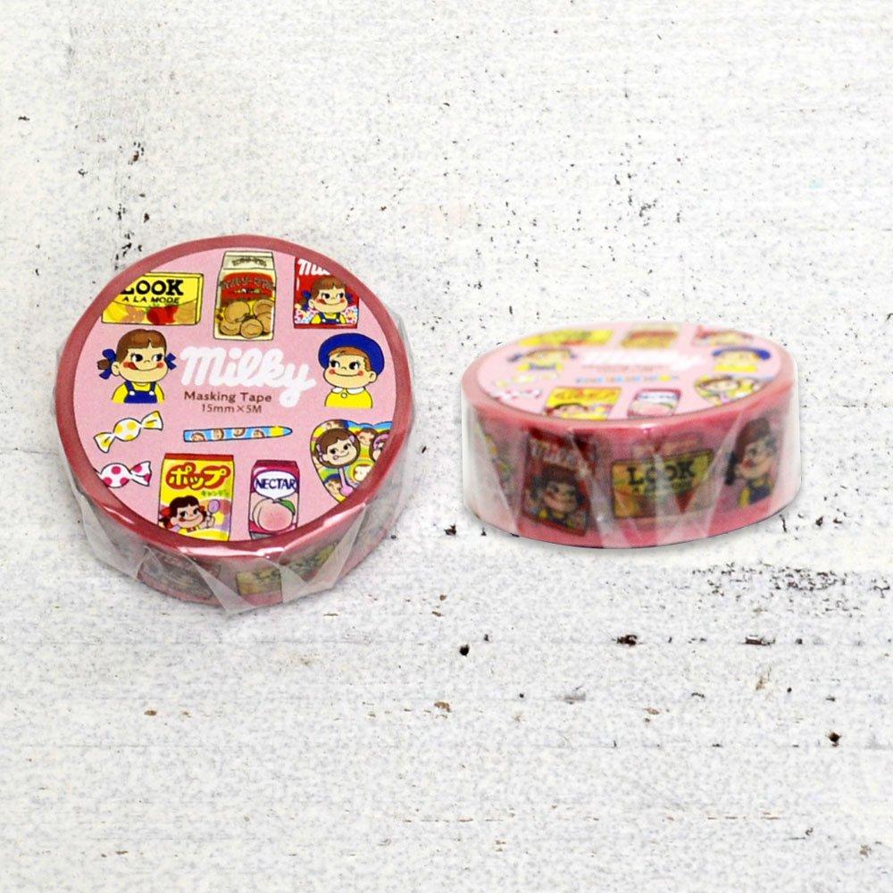 キャラコ マスキングテープ (お菓子)PKSR-064  PK