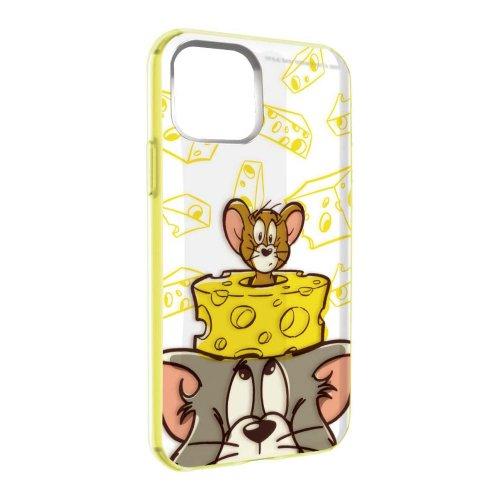 トムとジェリー IIIIfit Clear iPhone11Pro対応ケース(チーズ)TMJ-65A