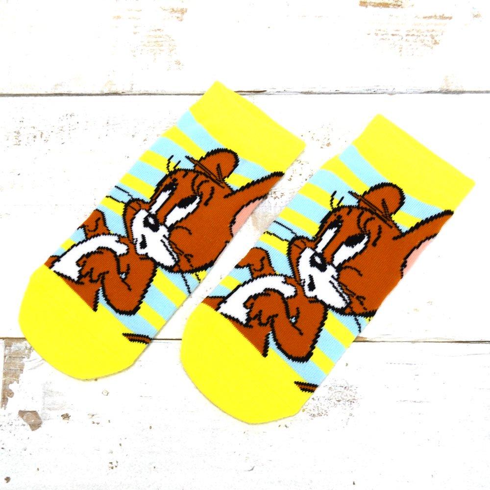 キャラコ トムとジェリー クールソックス(ジェリー) WBJR1054