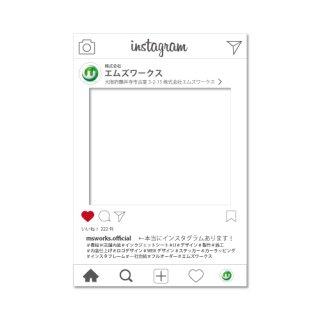 instagramパネル�(W594×H841/2・3人用)