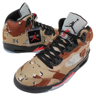 NIKE Supreme × AIR JORDAN 5 RETRO
