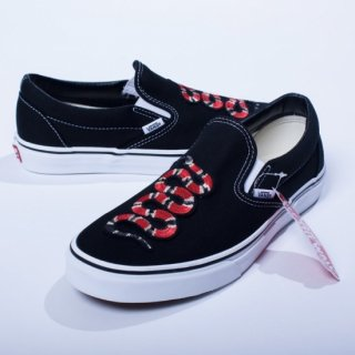 VANS SLIP ON CUSTOM SNEAKER