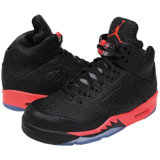 NIKE  AIR JORDAN 3LAB5 BLACK/INFRARED 23