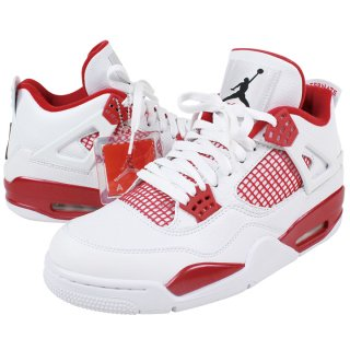 NIKE AIR JORDAN 4 RETRO ALTERNATE'89