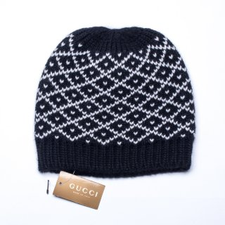 <img class='new_mark_img1' src='https://img.shop-pro.jp/img/new/icons20.gif' style='border:none;display:inline;margin:0px;padding:0px;width:auto;' />GUCCI KNIT CAP