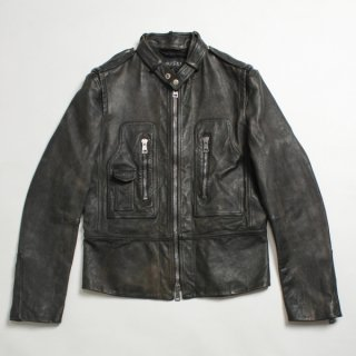<img class='new_mark_img1' src='//img.shop-pro.jp/img/new/icons20.gif' style='border:none;display:inline;margin:0px;padding:0px;width:auto;' />GUCCI LEATHER JACKET