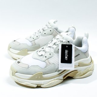 <img class='new_mark_img1' src='//img.shop-pro.jp/img/new/icons20.gif' style='border:none;display:inline;margin:0px;padding:0px;width:auto;' />BALENCIAGA TRIPLE S SNEAKER