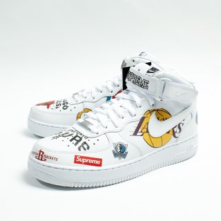 SUPREME × NBA × NIKE AIR FORCE 1 MID