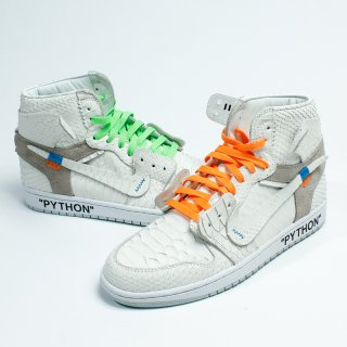 【世界限定50足】AIR JORDAN 1 LUX CUSTOM