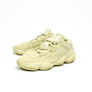 ADIDAS YEEZY 500 SUPERMOON YELLOW