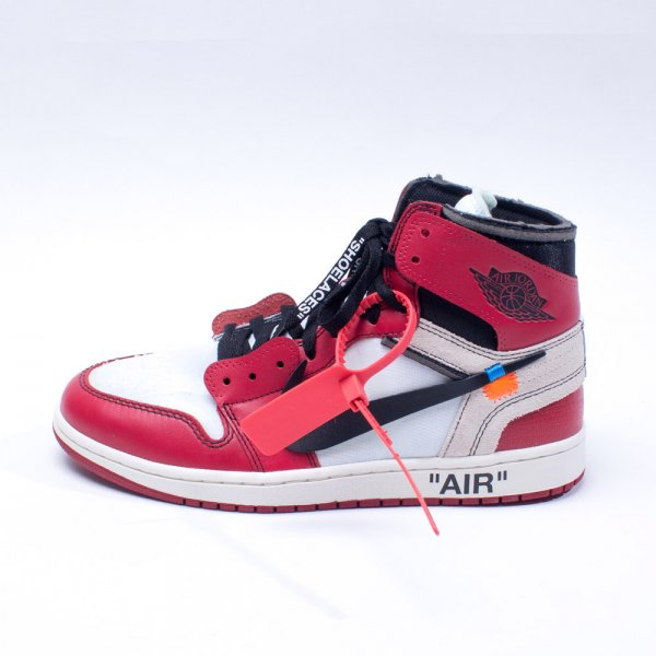 new styles 61d5a 5e67f NIKE THE TEN Air Jordan 1 Retro High OG x OFF-WHITE AA3834-101 ※箱なし -  NEWEST UNITED HIPHOP STORE