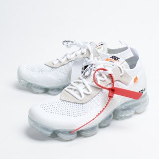 OFF-WHITE × NIKE<br>AIR VAPORMAX FLYKNIT  WHITE