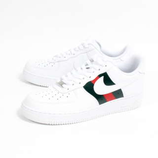 NIKE AIR FORCE 1 CUSTOM SNEAKER