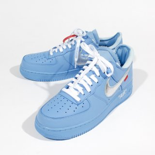 OFF-WHITE × NIKE AIR FORCE 1 MCA限定