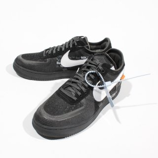 OFF-WHITE × NIKE AIR FORCE 1