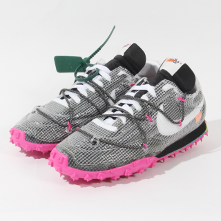 OFF-WHITE × NIKE<br>WAFFLE RACER SP<br>CD8180-001