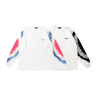 DREAM TEAM <br>TIE DYE LONG SLEEVE T-SHIRTS<br>