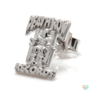 DEATH ROW RECORDS × AVALANCHE<br>SILVER  3D  PIERCE