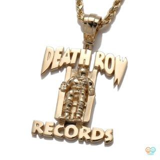 DEATH ROW RECORDS × AVALANCHE<br>10KYG 3D PENDANT
