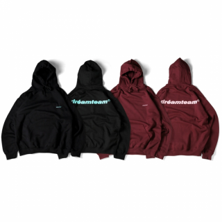 DREAM TEAM<br>HOODED PULLOVER<br>