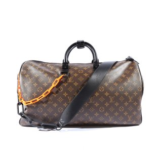 LOUIS VUITTON<br>TRAVELING BAG