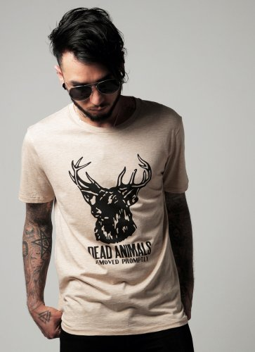 DEAD ANIMALS  TEE