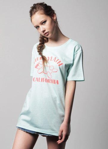 LIE LAY LAIN CALIFORNIA TEE