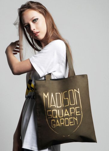MADISON SQUARE GARDEN  TOTEBAG