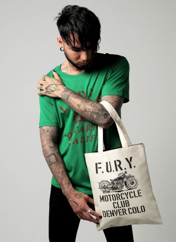 FURY MC  TOTEBAG