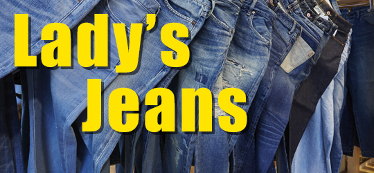 Lady's Jeans