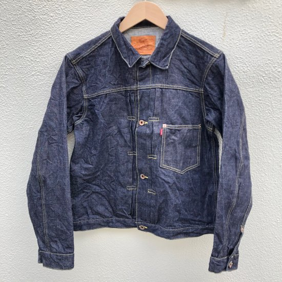 <img class='new_mark_img1' src='https://img.shop-pro.jp/img/new/icons1.gif' style='border:none;display:inline;margin:0px;padding:0px;width:auto;' />JELADO   44DENIM JACKET インディゴ