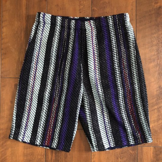 <img class='new_mark_img1' src='https://img.shop-pro.jp/img/new/icons16.gif' style='border:none;display:inline;margin:0px;padding:0px;width:auto;' />20%OFF COOHEM SUMMER STRIPE TWEED PANTS