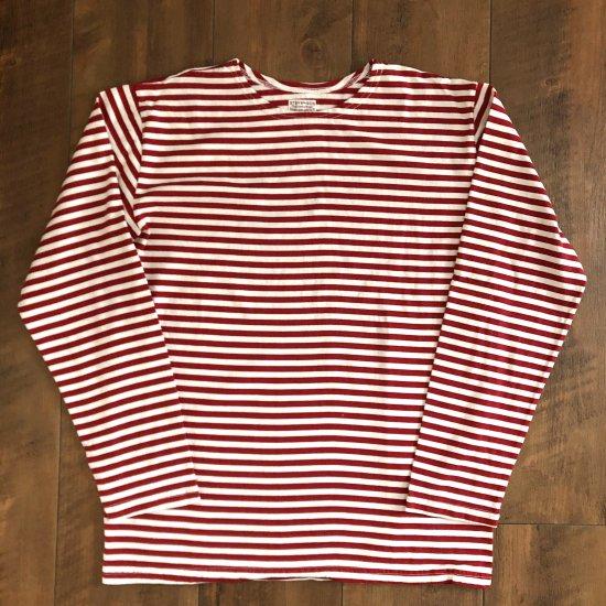 Stevenson Overall Co. Tubular Basque Shirts -BS3カラー