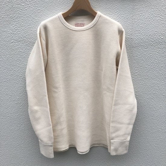 <img class='new_mark_img1' src='https://img.shop-pro.jp/img/new/icons1.gif' style='border:none;display:inline;margin:0px;padding:0px;width:auto;' />BONCOURA Heavy Weight Thermal Long Sleeves