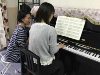 ピアノ教室/ボイトレ教室 ママための個人レッスン ※チケット制
