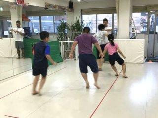 運動が苦手な小学生のための 体操&体育教室 火曜17時・土曜17時半 ※チケット制
