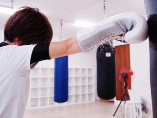 キックボクシング:幼児クラス 金曜16時 ※月謝制