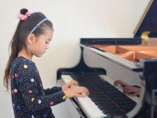 ピアノ教室 個人レッスン(土曜日) ※月謝制
