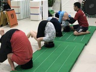 体操講師からの挑戦状