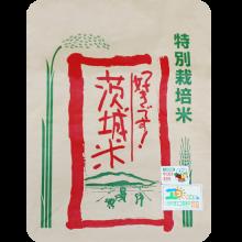 筑波北条米特別栽培米30kg(玄米)