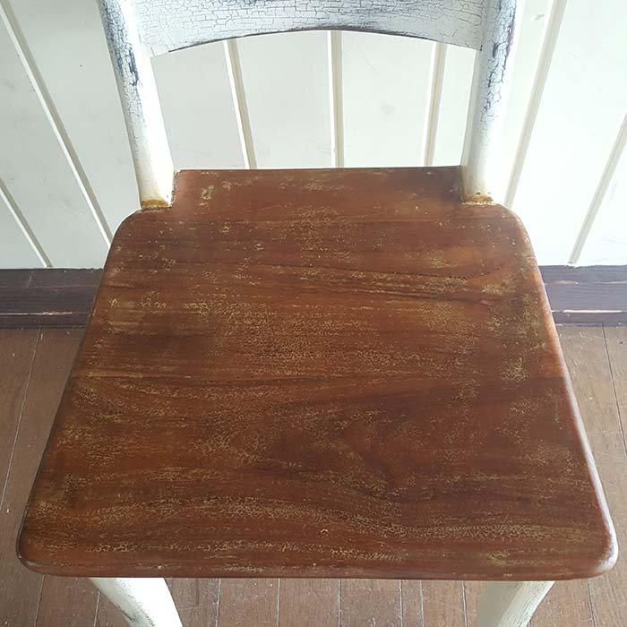 木製アンティーク調チェア サブイメージ