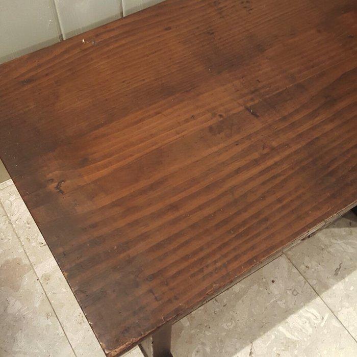 昭和レトロ・文机・レトロ机・古家具・木製品 サブイメージ
