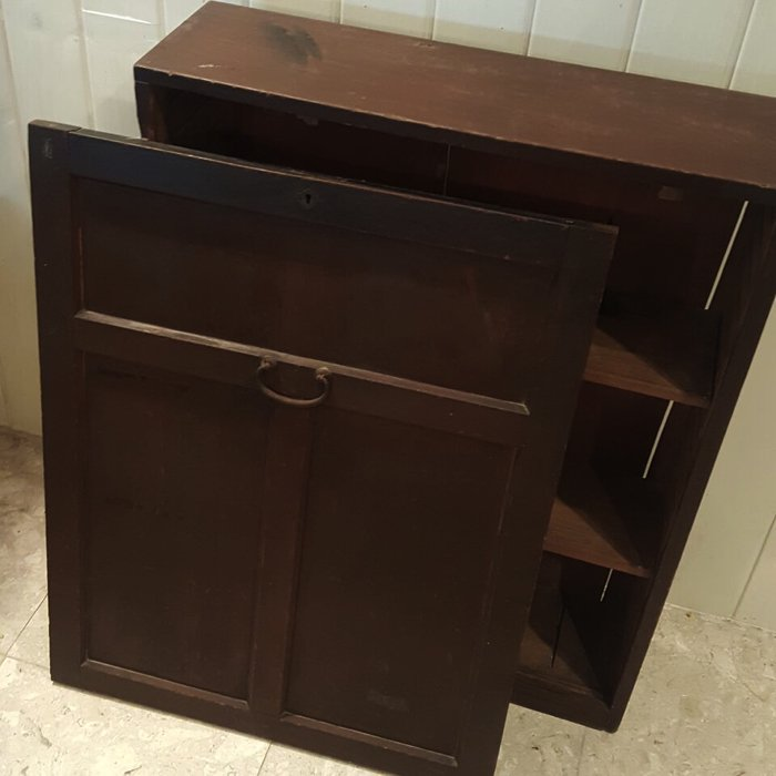 昭和レトロ・古家具・本箱・本棚・木製品 サブイメージ