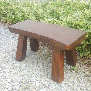 古木ベンチ・チーク・木製・インドネシア